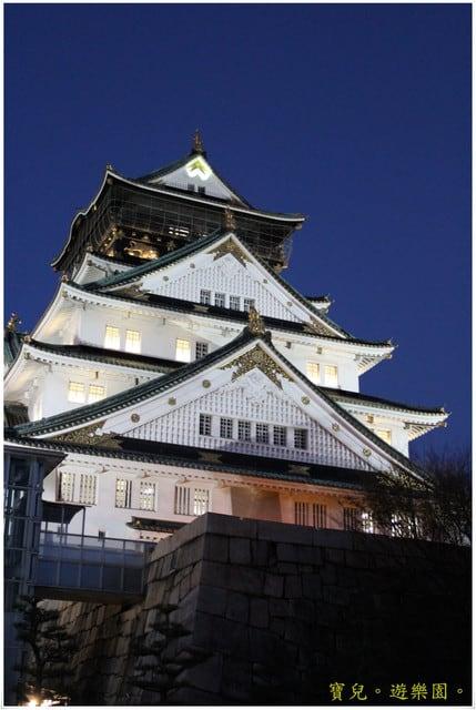 [關西-大阪]DAY4-2 大阪城天守閣  > 通天閣  > 泡澡去。大阪周遊卡好好用