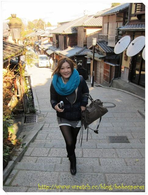 [關西-京都]DAY3-1 清水寺前庭+周邊老街逛逛