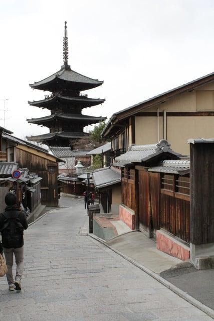 [關西-京都]DAY2-2 染匠和服體驗。穿和服趴趴走