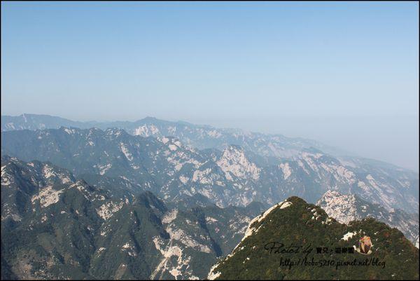 【中國西北–西安】Day10-1 華山(上)。傳說中的奇險天下第一山,行前準備、規劃,西峰&南峰美景