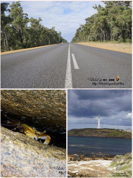 【澳洲】西南澳。DAY4-1 旅行就是不斷的冒險!公路旁的美麗沙灘 & 奧古斯特燈塔 (Augusta lighthouse)