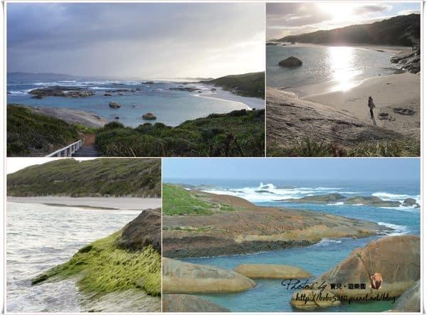 【澳洲】西南澳。Day 5-2 Denmark 閃閃發亮的GREENS POOL & ELETHANP ROCKS(大象岩)