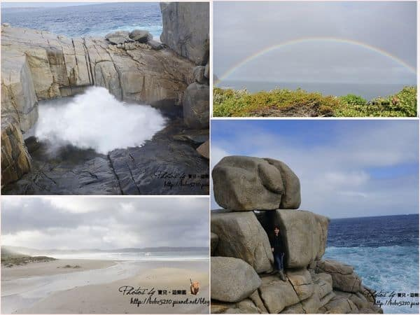 【澳洲】西南澳。Day6-2 如詩如畫Albany。大自然的巧奪天工NATURAL BRIDGE !
