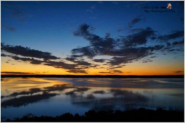 【澳洲】西南澳Esperance。Day8 不再粉紅,卻依然美麗的粉紅湖 (Pink Lake)