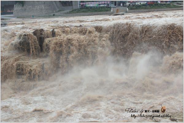 【中國】西安。Day13 壺口瀑布。君不見黃河之水上來!(交通、景點門票資訊)