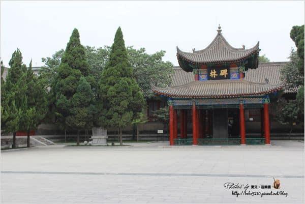 【中國西北】西安。Day14-1 西安碑林博物館,跨越兩千多年的藝術寶庫