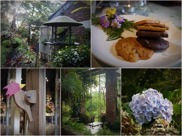 【新竹景點】鳥語花香的六號花園。每的角落都值得佇足