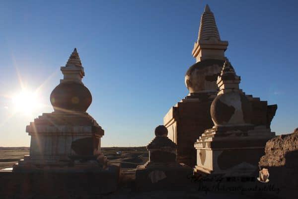 【中國-北京、內蒙古】Day3-1 初見額濟納(上)。沙漠中的神秘城市—西夏黑水城(黑城遺址)