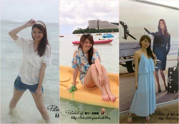 【2014 Guam】關島穿搭。海島渡假就是要這樣穿!