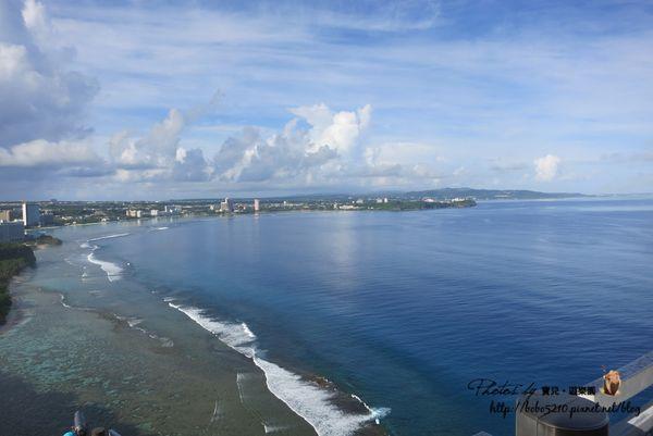 【2014 Guam】關島市區景點。自由女神像> 聖母瑪莉亞教堂 > 戀人岬瞭望台