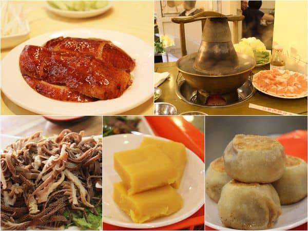 【2013中國】吃在北京。不能錯過的北京特色美食!(北京烤鴨、爆肚、京涮羊肉、護國寺小吃、老北京炸醬麵)