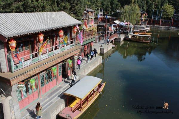 【2013中國北京】Day12-1 頤和園(上)。在北京也可以看盡江南小橋流水!(含交通/門票)