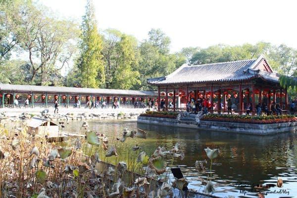 【2013中國北京】Day14-1 什刹海明珠–見證百年歷史的恭親王府。