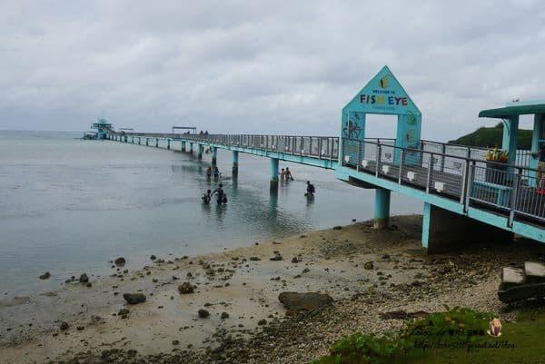 【2014 Guam】租車遊關島。一路向南(上)!魚眼海洋公園(Fish Eye Marine Park)看海底世界!