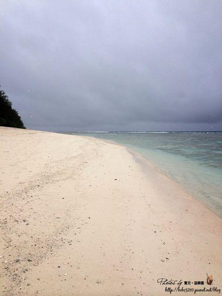 【2014 Guam】租車遊關島。關島最美海灘Ritidian Point Beach(瑞提迪恩岬)