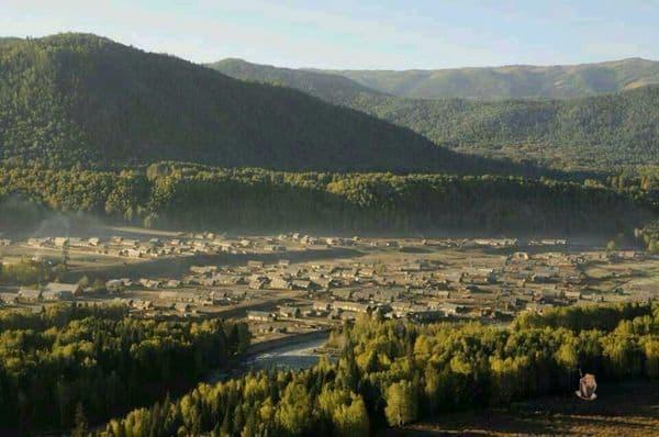 【北疆尋夢之旅】禾木村 念念不忘的美麗村莊