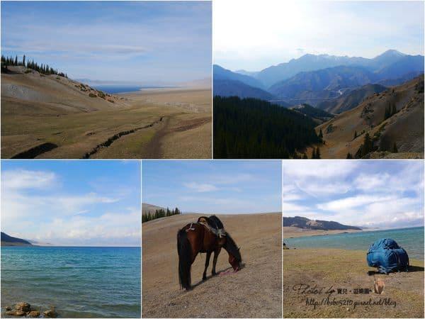 【2014 中國新疆】Day 16-2 博樂。賽里木湖。到底是商業化還是充滿人情味?