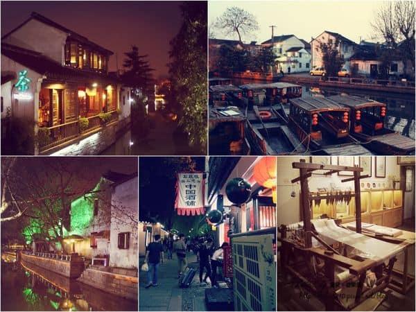 【2015 中國江南】蘇州平江路。小橋流水、粉牆黛瓦,漫步平江街區,感受歷史蘇州。