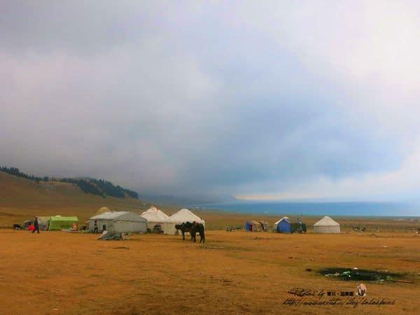 【2014 中國新疆】Day18 賽里木湖。最美的離別禮物,我的哈薩克名字—阿依古麗。