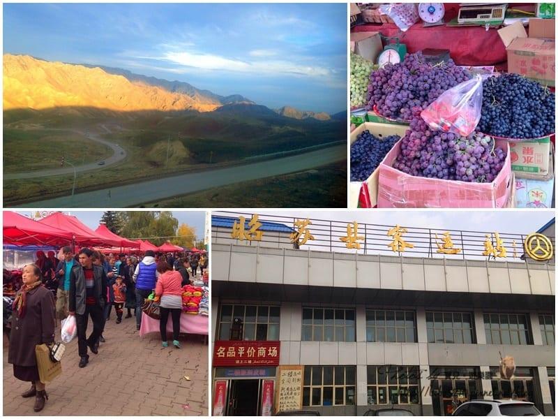 【2014 中國新疆】Day 23、24-1 伊犁昭蘇。充滿傳奇色彩的邊境小城