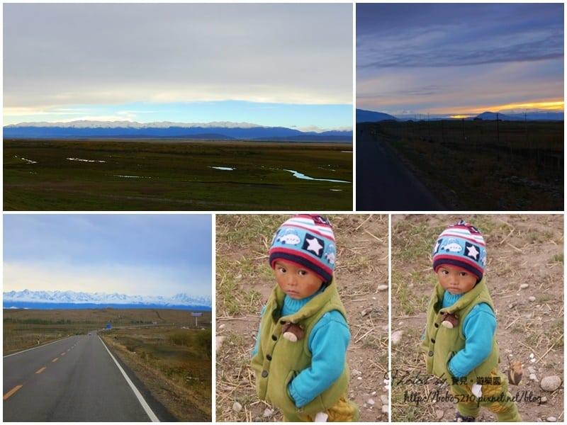 【2014中國新疆】Day24-2 伊犁昭蘇。天山腳下的夏塔村。