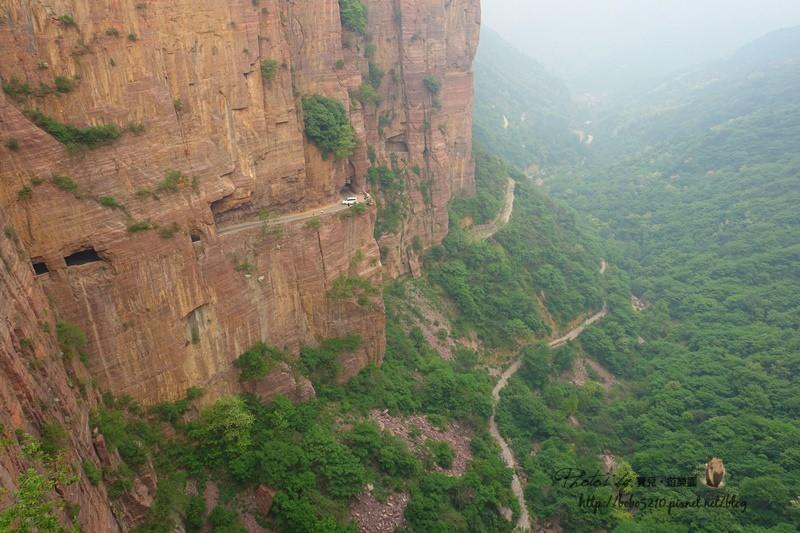 【2016中國河南】輝縣萬仙山。太行明珠郭亮村,懸崖峭壁上的傳奇。