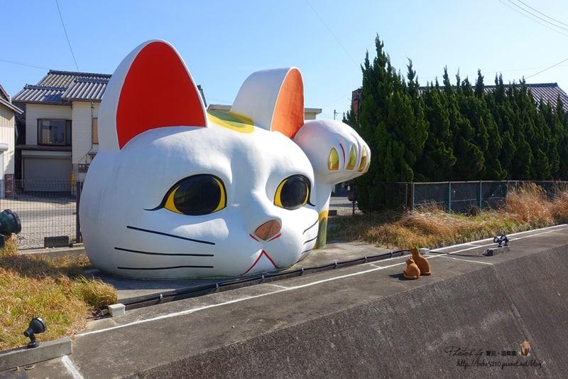 【日本。名古屋】愛知縣,常滑陶瓷散步道(やきもの散歩道)。漫步古窯小鎮中,尋找招財貓的故鄉。