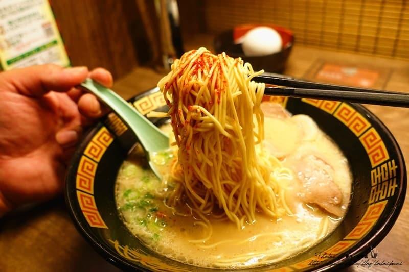 【日本九州。福岡】博多美食。一蘭拉麵總社,日本人票選第一名的連鎖拉麵店。
