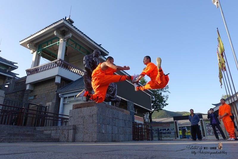 【中國河南】登峰嵩山。十個你所不知道的少林寺!