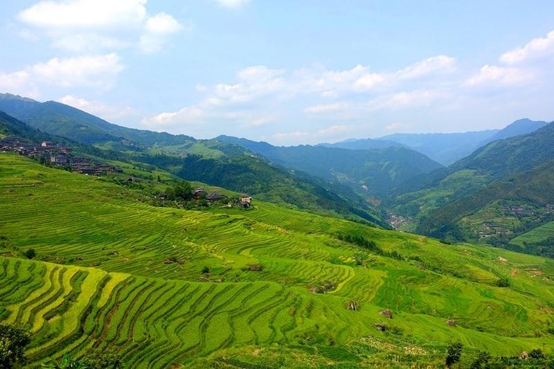 【中國廣西】廣西三大夢幻秘境,探訪少數民族的風采。