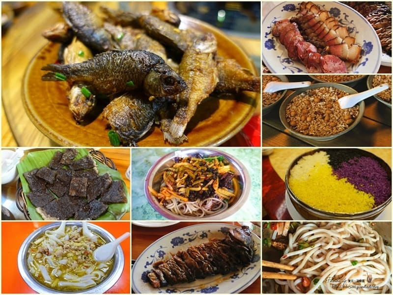 【廣西必吃美食大盤點】從宴席到小吃,九種廣西的味道。
