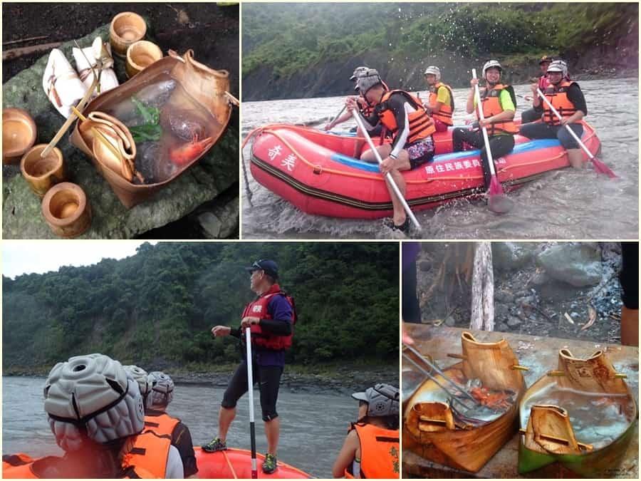 【花蓮瑞穗|奇美部落】秀姑巒溪泛舟去!不一樣的奇美Tatadok文化泛舟之旅。