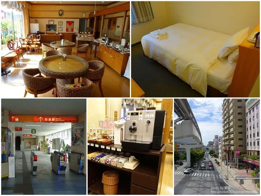 【2016日本沖繩住宿推薦】沖繩住宿推薦。交通方便、價格便宜,C/P值超高的西佳那霸飯店 (Best Western Naha Inn)。