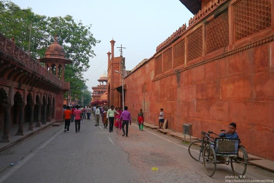 【印度】Day16 阿格拉Agra。初抵阿格拉,新旅伴的碰撞。