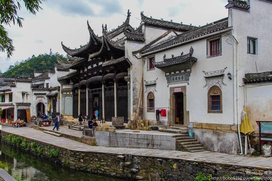 【安徽績溪】龍川村。走進胡錦濤故鄉,看胡氏宗祠和傳奇歷史。