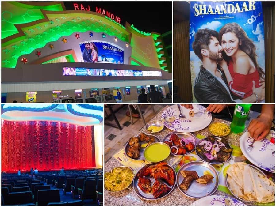 【印度】Day20-3拉賈斯坦邦,齋浦爾JAIPUR(下)。來一場華麗的寶萊塢電影吧!