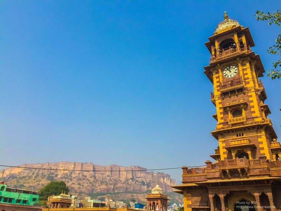 【印度。拉賈斯坦邦】Day24 藍色之城,焦特布爾Jodhpur。不期而遇印度大節日Diwali(排燈節)。