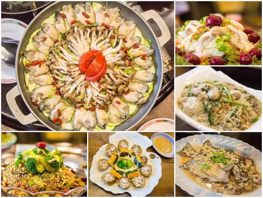 【台南安平美食】船家堡食尚工藝,隱身百年古厝的創意料理。