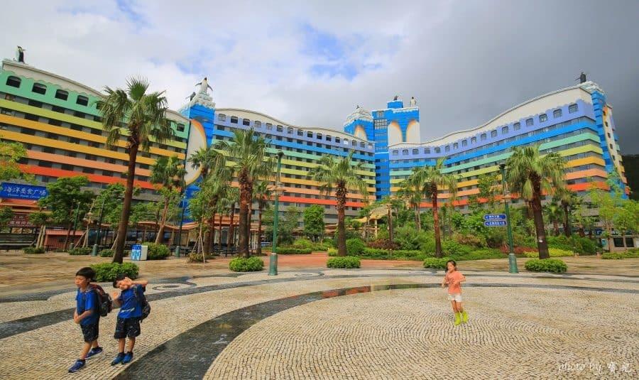 【中國珠海|長隆海洋王國住宿推薦】和企鵝來個甜蜜約會吧!入住珠海長隆企鵝酒店的四個原因。