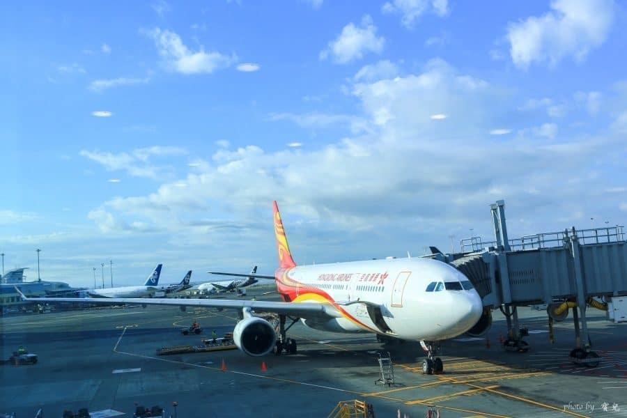 【紐西蘭北島旅遊】香港航空帶我到紐西蘭!香港航空奧克蘭航線搭乘經驗分享x 特價機票購買方式。