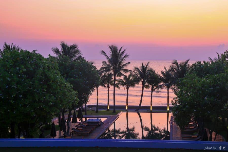 【華欣住宿推薦|Rest Detail Hotel】徜徉碧海藍天,一住就愛上的度假飯店!環境、 早餐、海景房Rest Horizon介紹(上)