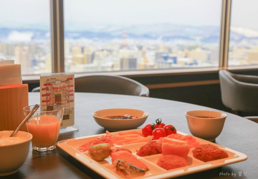 【旭川住宿推薦|旭川藝術飯店】美味早餐在這裡!旭川市中心平價住宿 Art Hotels Asahikawa