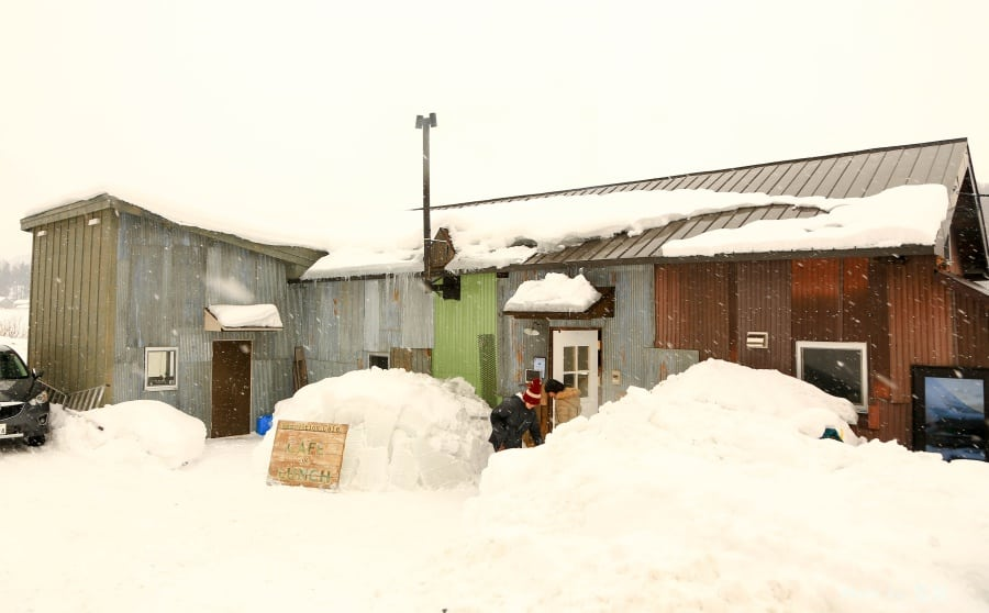 【北海道|旭川文青咖啡店 Cafe Map】藏了美味餐點的百年廢棄舊倉庫 カフェマップ